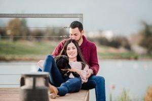 matrimonio con perros